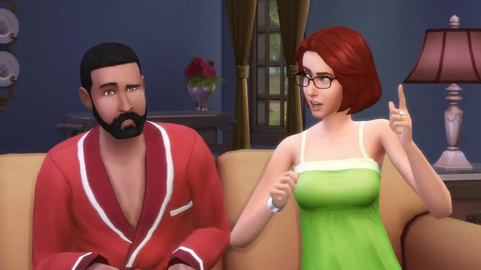 Trailer, Electronic Arts, Ea, Simulation, Die Sims 4, Die Sims