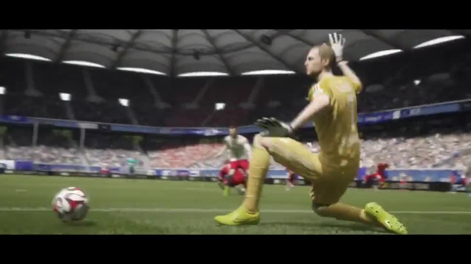 Trailer, Electronic Arts, Ea, Gamescom, Fußball, EA Sports, Gamescom 2014, Fifa, FIFA 15