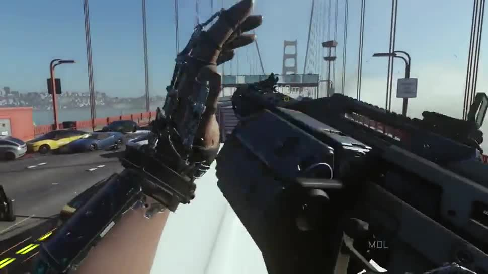Ego-Shooter, Gameplay, Gamescom, Call of Duty, Activision, Gamescom 2014, Call of Duty: Advanced Warfare