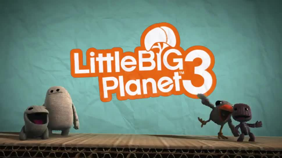 Trailer, Sony, PlayStation 4, Playstation, PS4, Sony PlayStation 4, Gamescom, PlayStation 3, PS3, Sony PS4, Gamescom 2014, Gamescom 2014 Sony, Little Big Planet, Little Big Planet 3
