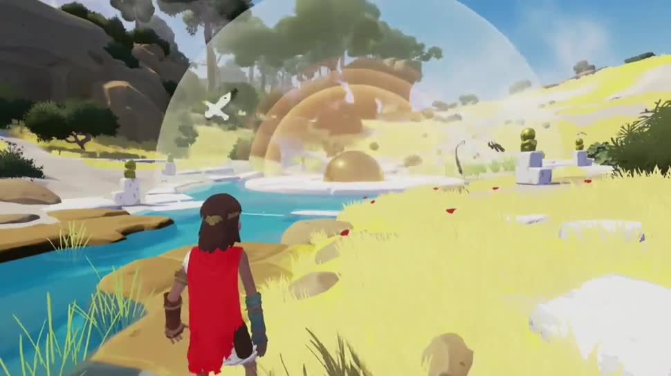 Trailer, Sony, PlayStation 4, Playstation, PS4, Sony PlayStation 4, Gamescom, Sony PS4, Adventure, Gamescom 2014, Gamescom 2014 Sony, Rime