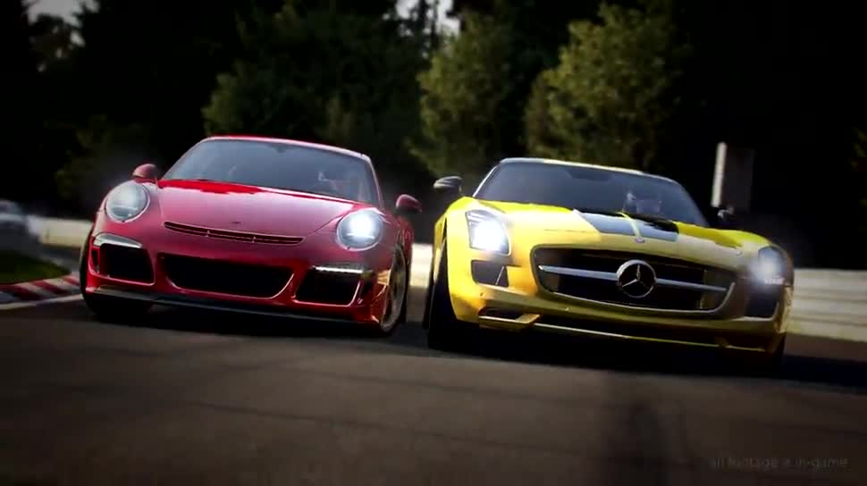 Trailer, Gamescom, Rennspiel, Gamescom 2014, Slightly Mad Studios, Project Cars
