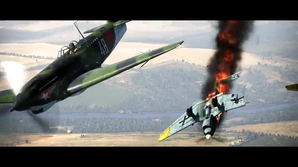 Trailer, Gamescom, Online-Spiele, Free-to-Play, Mmo, Simulation, Gamescom 2014, War Thunder, Gaijin Entertainment
