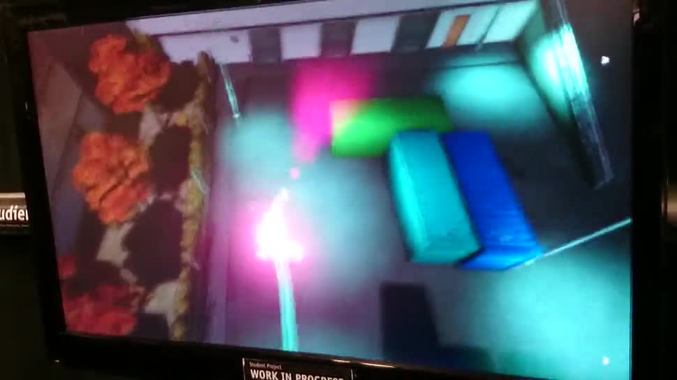 Gameplay, Gamescom, Gamescom 2014, HTW Berlin, Neon Lines