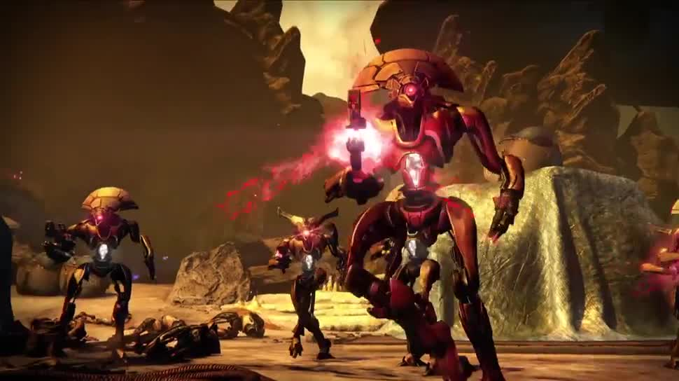Trailer, Ego-Shooter, actionspiel, Activision, Bungie, Destiny