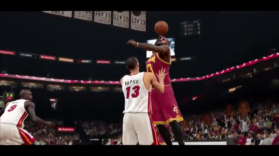 Trailer, 2K Games, Basketball, NBA, 2K Sports, NBA 2K15