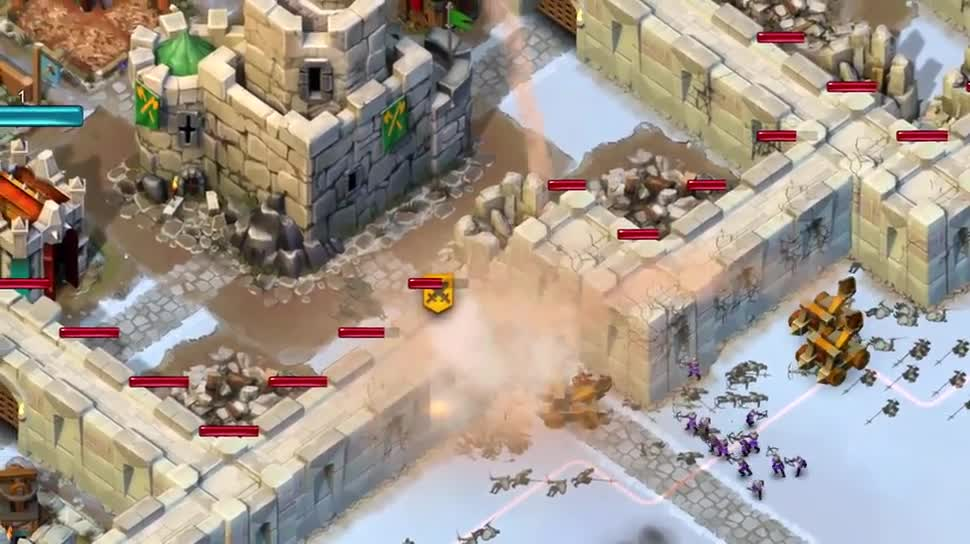 Gaming, Spiel, Age of Empires, Age Of Empires: Castle Siege, Microsoft Games