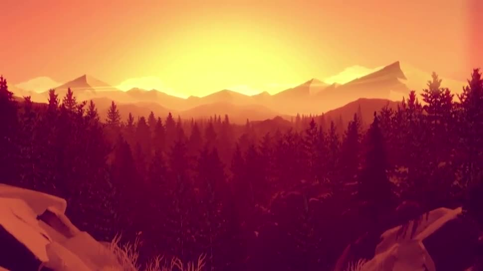 Trailer, Adventure, Firewatch, Campo Santo Productions