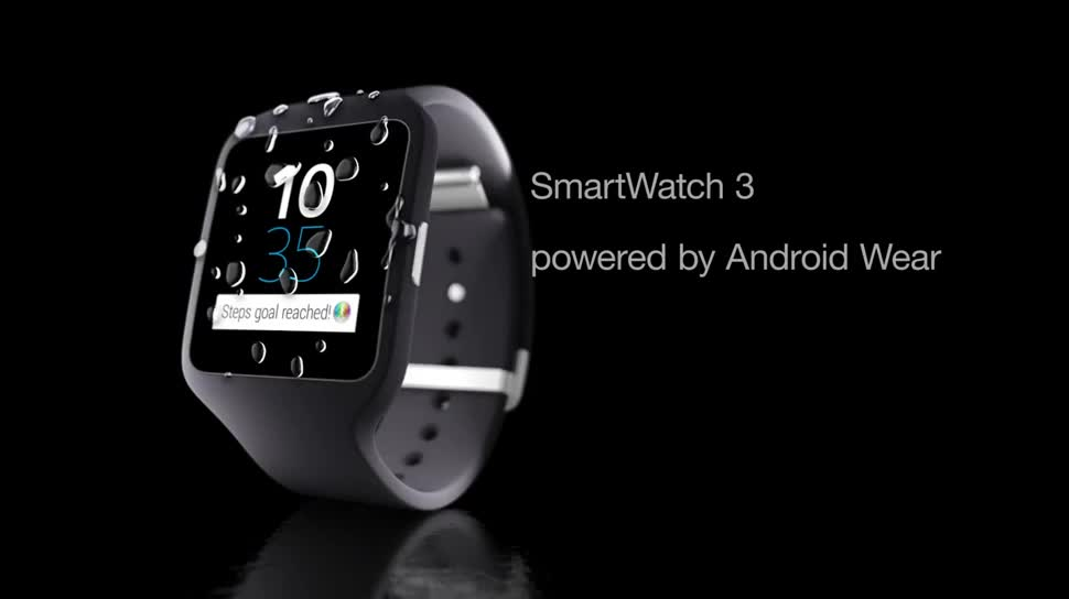 Sony, smartwatch, Ifa, Wearables, Android Wear, IFA 2014, Smartwatch 3