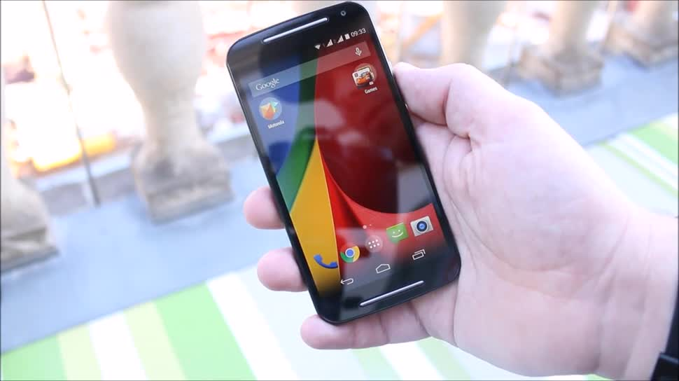 Smartphone, Android, Motorola, Ifa, Hands on, IFA 2014, Moto G