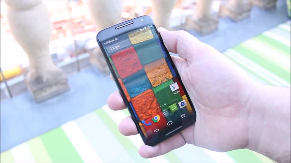 Smartphone, Android, Motorola, Ifa, Hands on, IFA 2014, Moto X