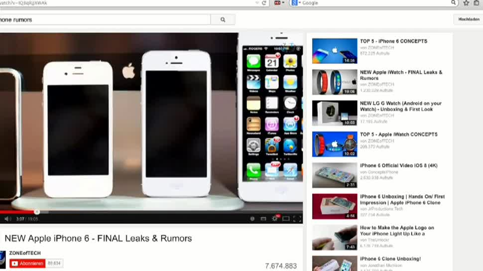 Apple, smartwatch, Apple iPhone, iPhone 6, Tim Cook, iWatch, Keynote, Präsentation, Apple iWatch