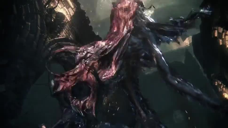 Trailer, Sony, PlayStation 4, Playstation, PS4, Sony PlayStation 4, Sony PS4, TGS, From Software, Bloodborne, TGS 2014