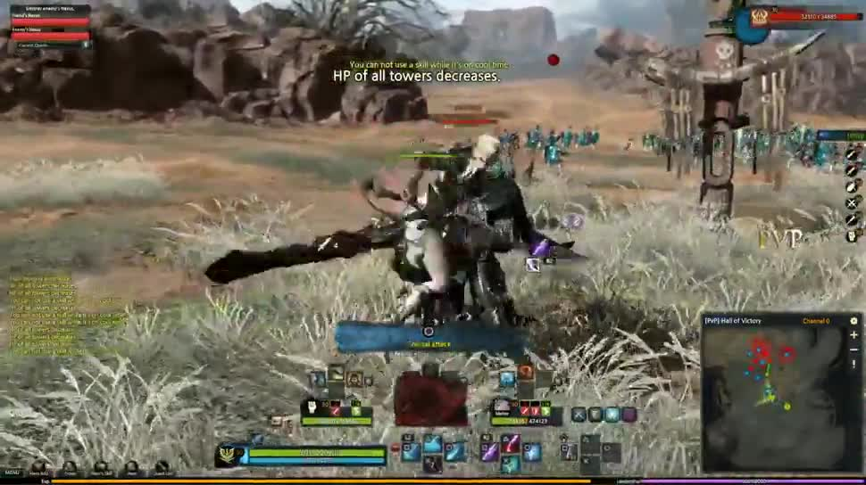 Trailer, Gameplay, Online-Spiele, Free-to-Play, Mmo, Mmorpg, TGS, Kingdom under Fire II, TGS 2014, Blueside