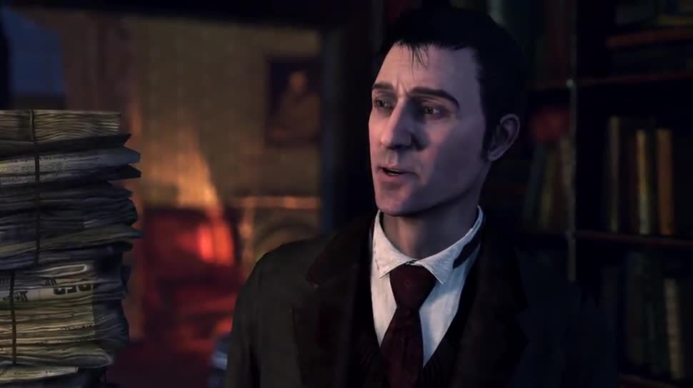 Trailer, Adventure, Focus Interactive, Crimes & Punishments, Sherlock Holmes
