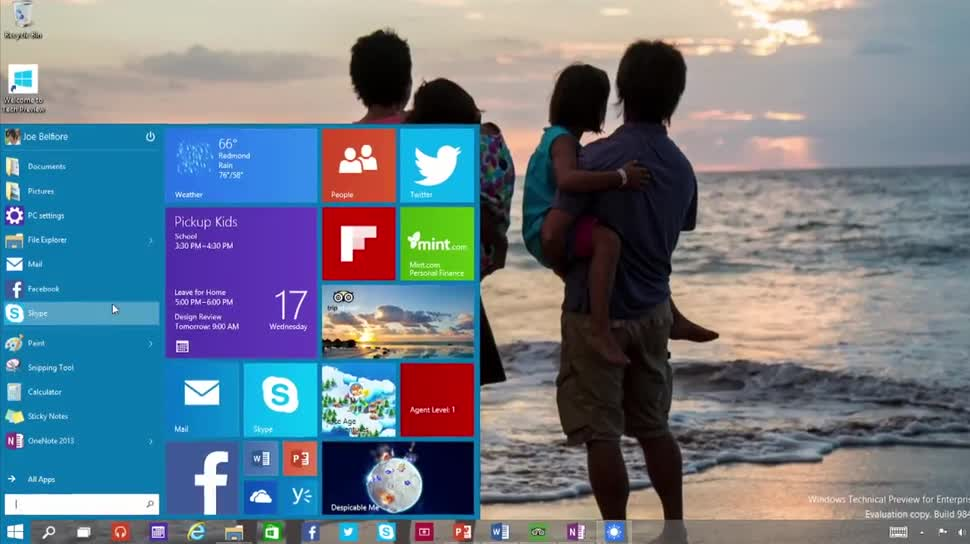 "Microsoft, Betriebssystem, Windows, Windows 10, Windows Threshold, Windows ""Threshold"", Windows 9, Windows 10 Threshold"