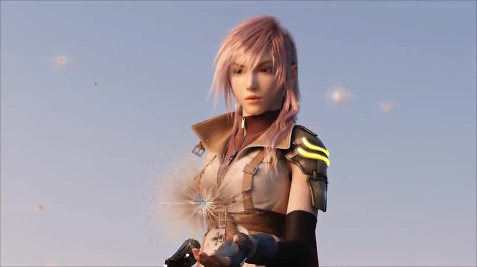 Trailer, Steam, Rollenspiel, Square Enix, Final Fantasy, Final Fantasy XIII
