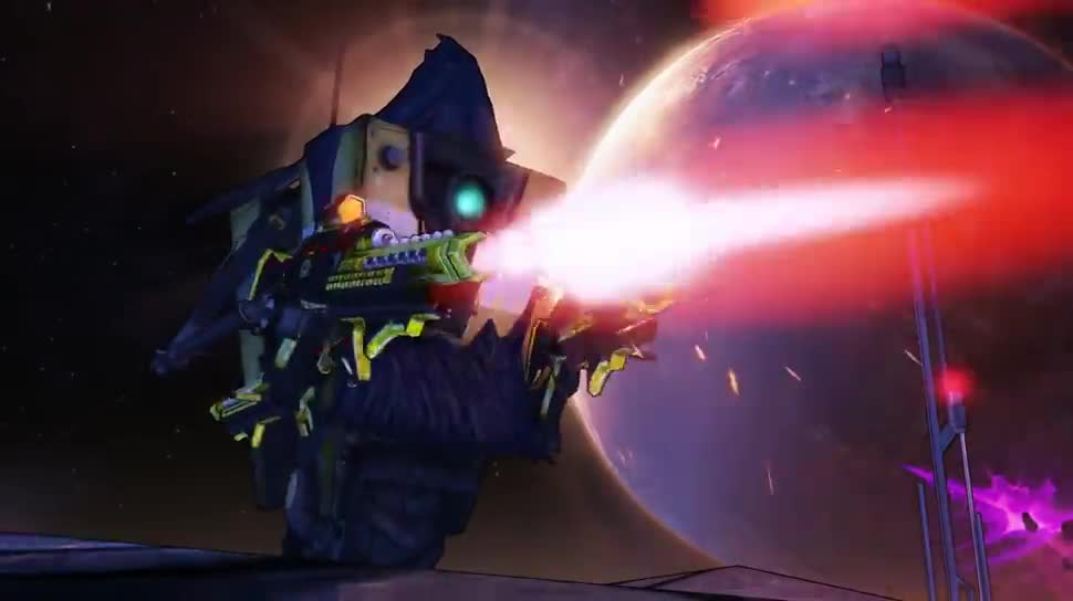 Trailer, Ego-Shooter, 2K Games, Borderlands, Borderlands: The Pre-Sequel