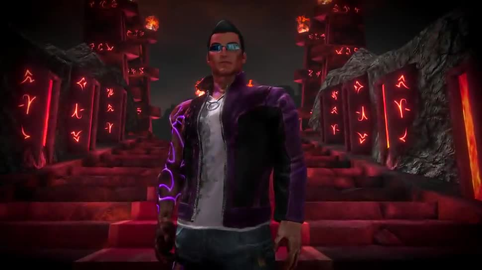 Trailer, actionspiel, Deep Silver, Saints Row, Volition, Gat Out of Hell
