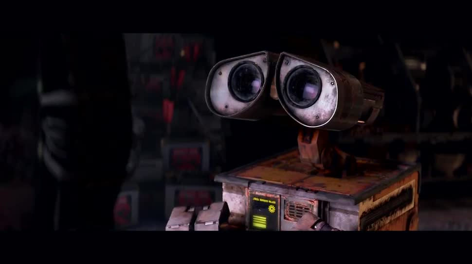 Trailer, Disney, Parodie, Pixar, Christopher Nolan, WALL-E, Bobby Burns