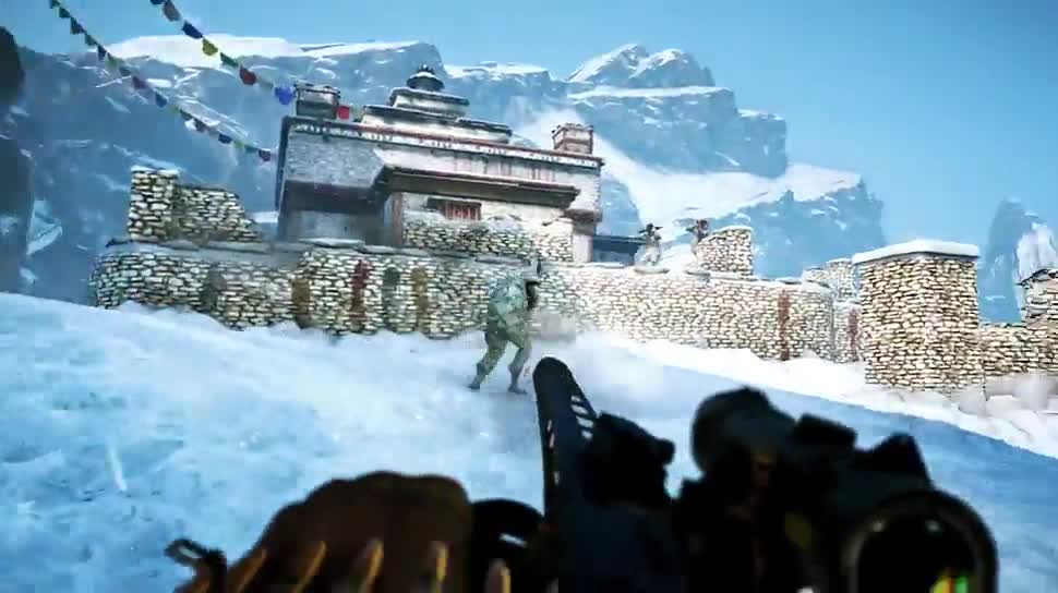 Trailer, Ego-Shooter, Ubisoft, Far Cry, Far Cry 4