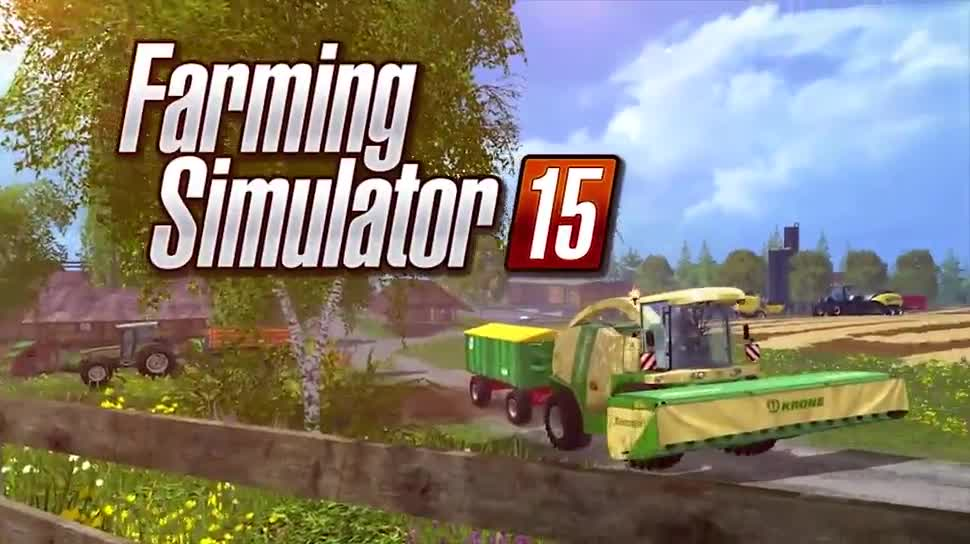 Trailer, Simulation, Focus Interactive, Landwirtschafts-Simulator, Landwirtschafts-Simulator 15