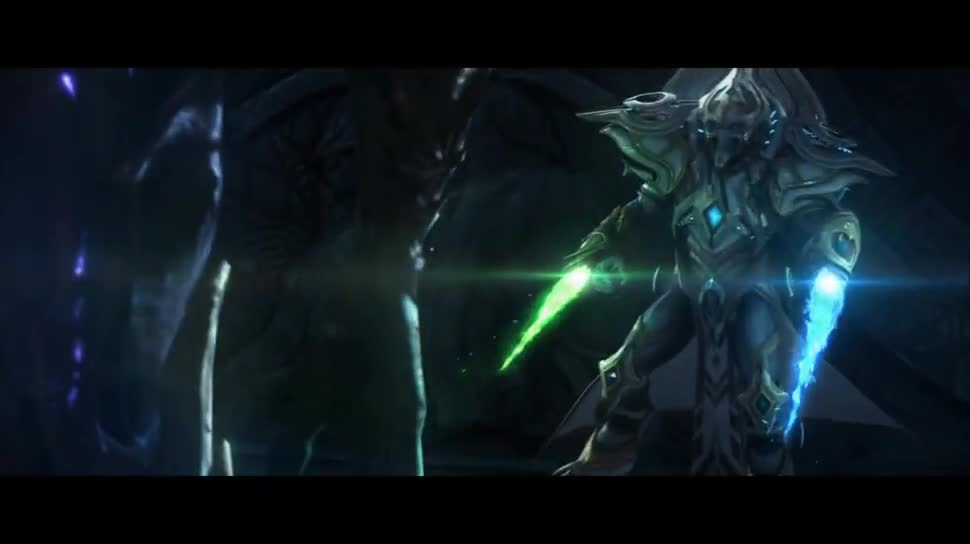 Trailer, Blizzard, Starcraft, Starcraft 2, Blizzcon, StarCraft II, Blizzard Starcraft 2, Blizzard StarCraft II, Legacy of the Void, Blizzcon 2014