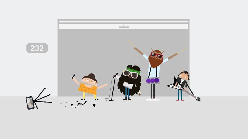 Google, Android, Werbespot, Werbekampagne, Be together not the same, Androidify