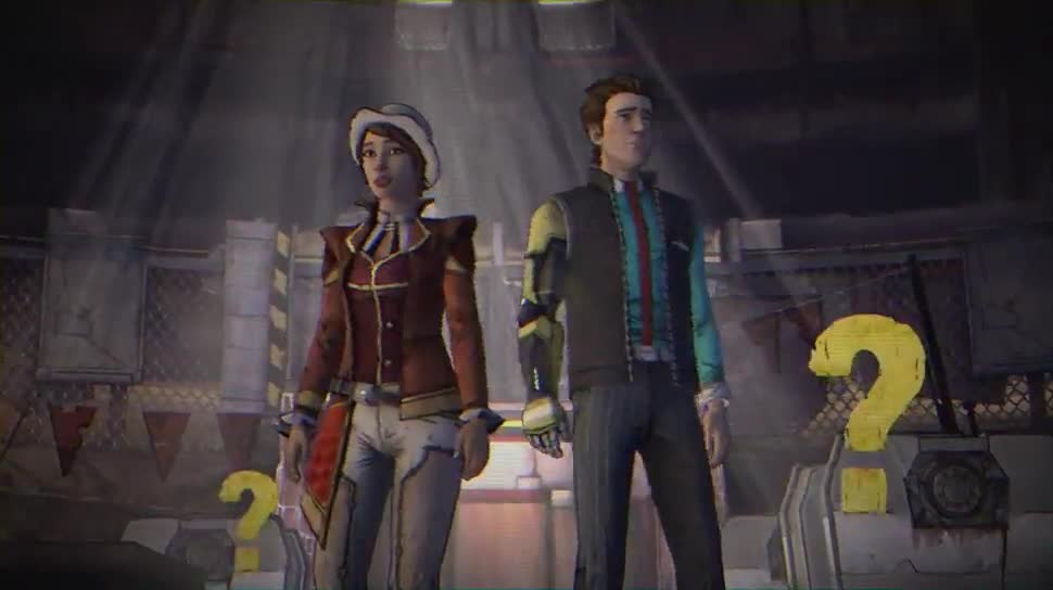 Adventure, Telltale, Gearbox, Borderlands, Gearbox Software, Tales from the Borderlands