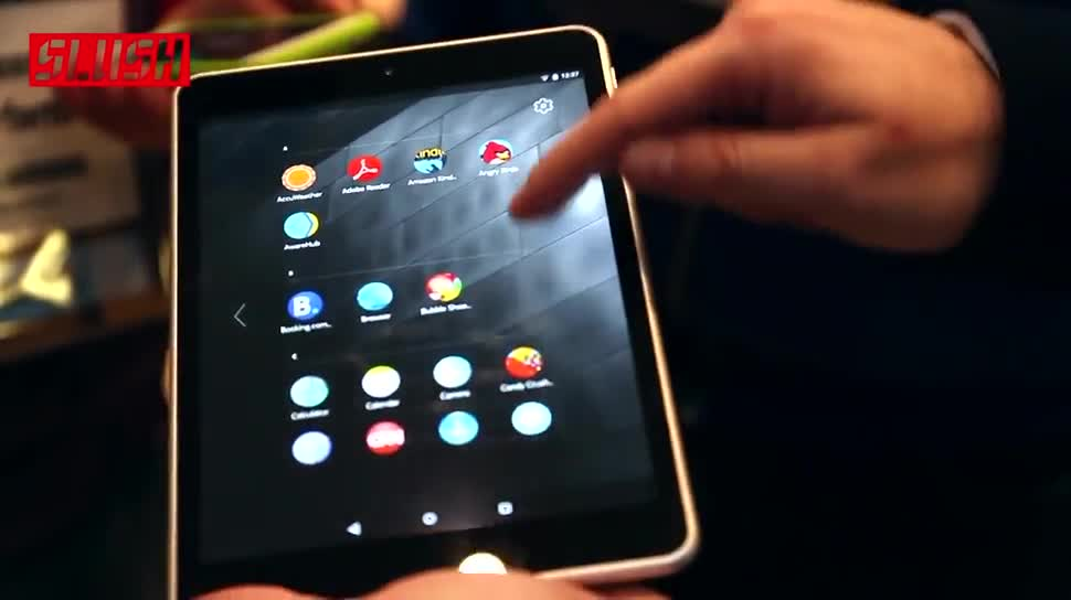Tablet, Nokia, Hands on, ValueTech, Nokia N1, Z Launcher, Nokia Z Launcher