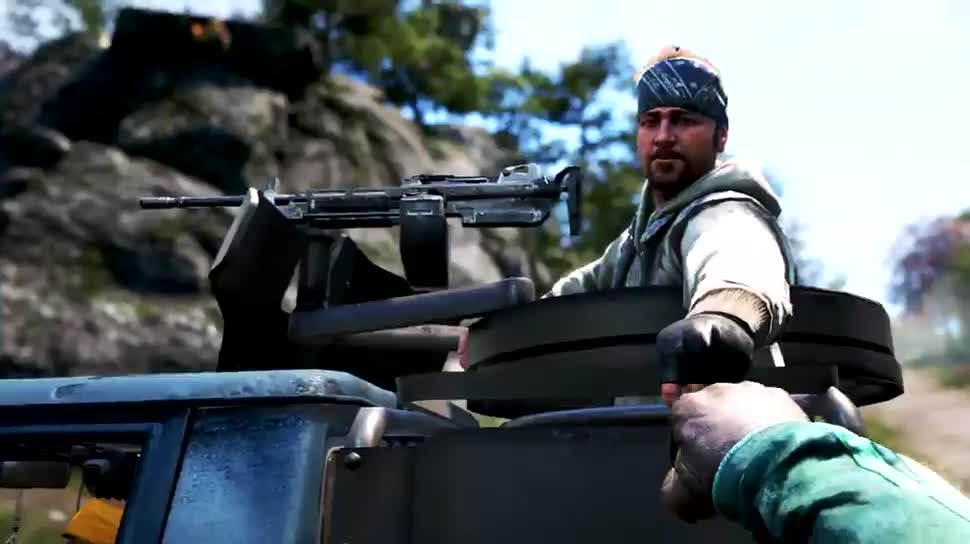 Trailer, Ego-Shooter, Ubisoft, Dlc, Far Cry, Far Cry 4, Season Pass