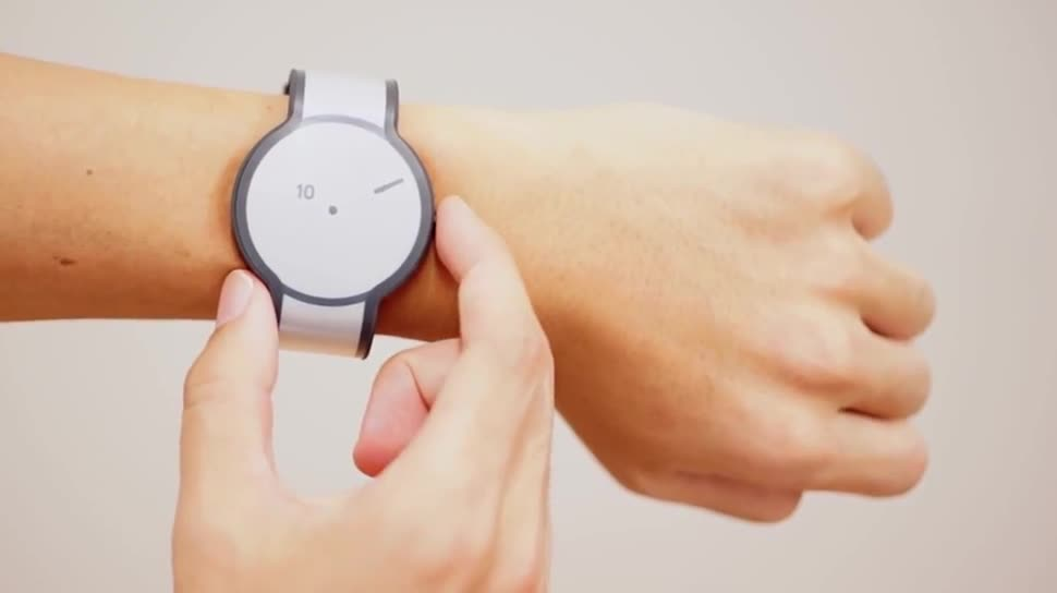 smartwatch, Wearables, Crowdfunding, E-Ink, Wearable, FES Watch, Fashion Entertainments