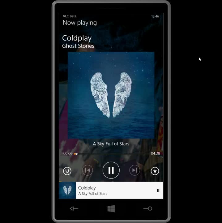 Windows Phone, Multimedia, Vlc, Media Player, Windows Phone Store, VLC Media Player, VideoLAN Client