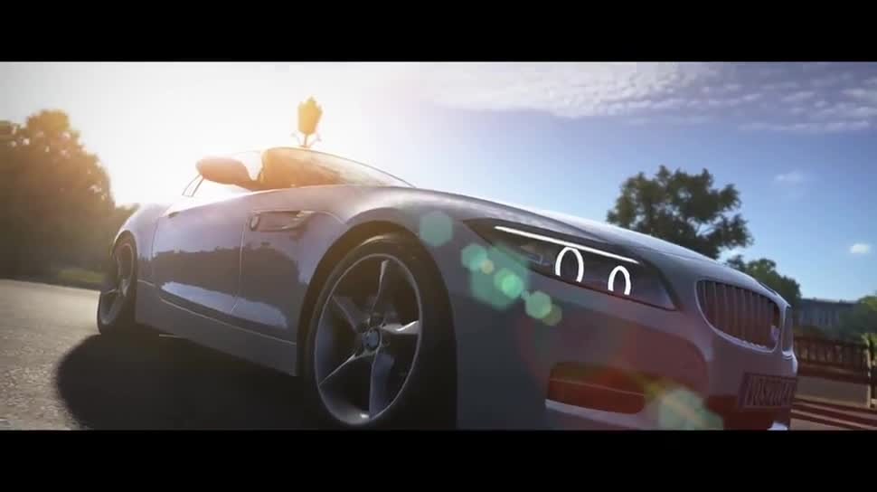Trailer, Online-Spiele, Rennspiel, Free-to-Play, BMW, Slightly Mad Studios, World of Speed, My.com