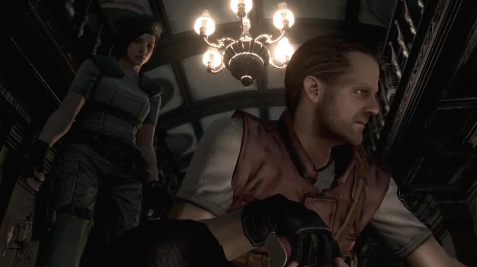 Trailer, Gameplay, Capcom, Resident Evil, Survival Horror, Resident Evil Remastered