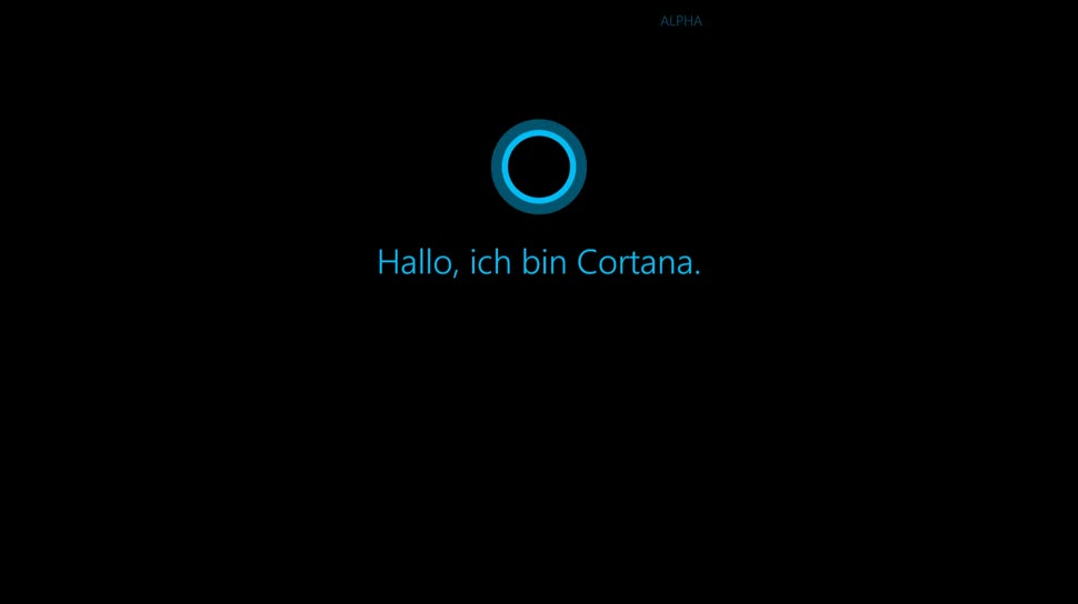 Microsoft, Windows Phone, Cortana, Sprachassistent, Microsoft Cortana