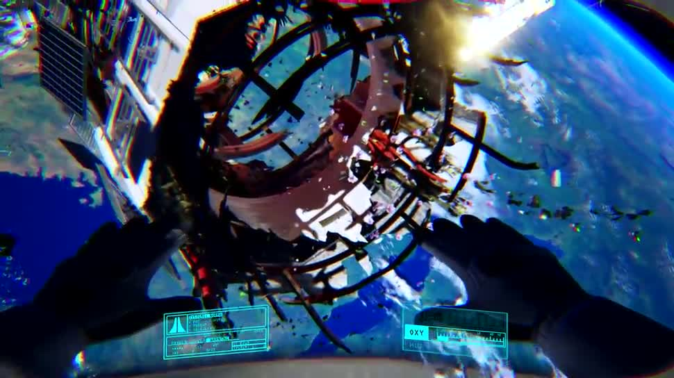 Trailer, Oculus Rift, Adventure, 505 Games, Game Awards, Game Awards 2014, ADR1FT