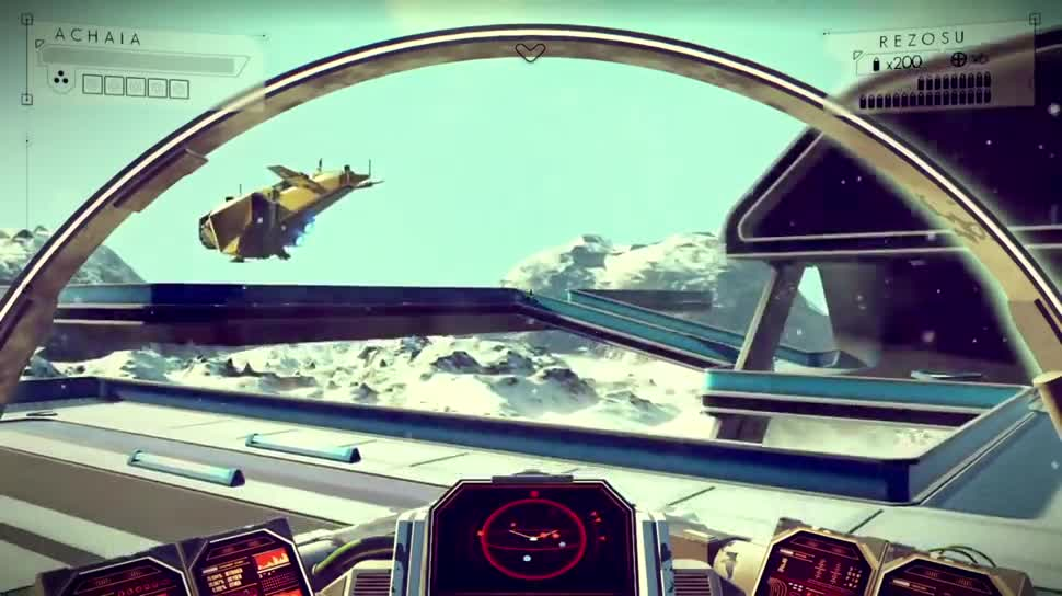 Trailer, Gameplay, Simulation, No Man's Sky, Hello Games, PlayStation Experience, PlayStation Experience 2014