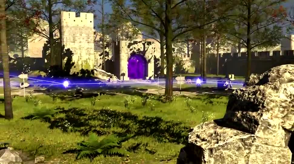 Trailer, Devolver Digital, Puzzle, Rätsel, CroTeam, The Talos Principle
