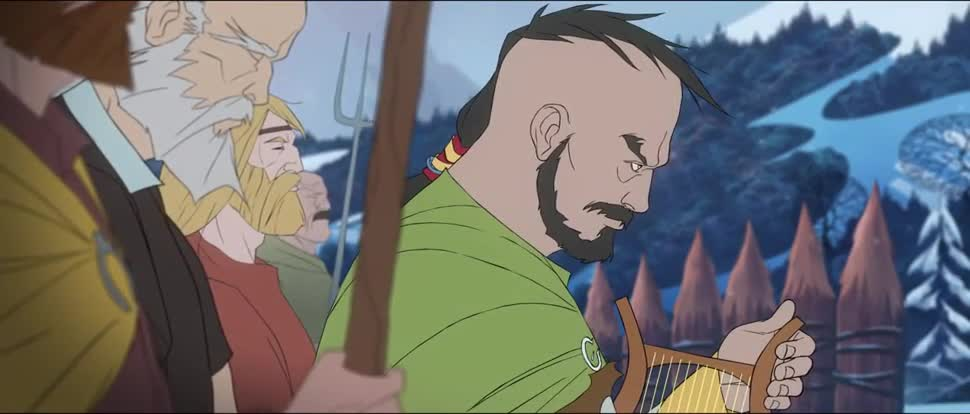 Trailer, Rollenspiel, Game Awards, Game Awards 2014, The Banner Saga, Stoic, The Banner Saga 2