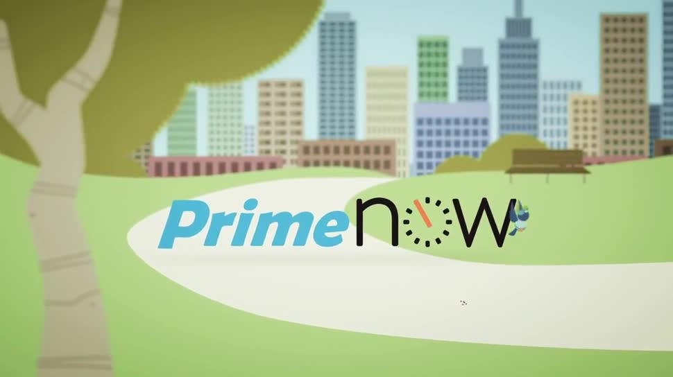 App, Amazon, Amazon Prime, New York, Bestellungen, Amazon Prime Now, Manhattan
