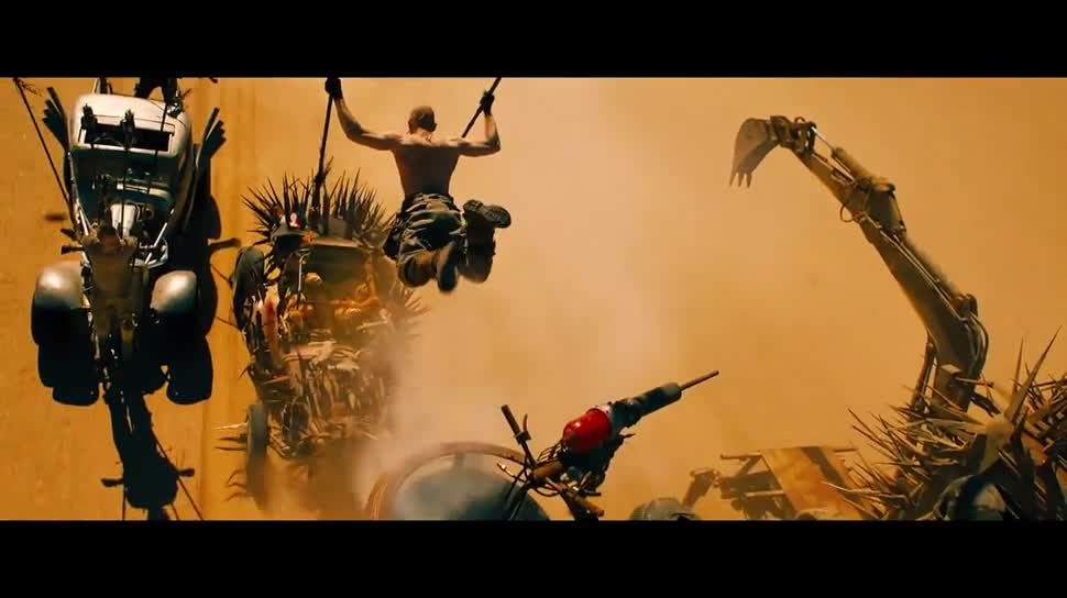 Trailer, Kino, Kinofilm, Warner Bros., Mad Max, Fury Road