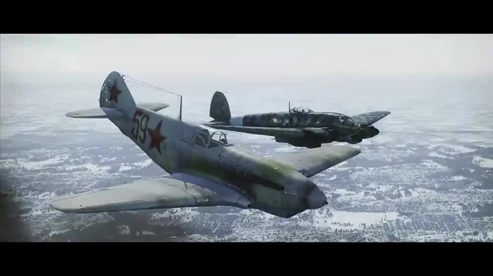 Trailer, Online-Spiele, Free-to-Play, Simulation, War Thunder, Gaijin Entertainment