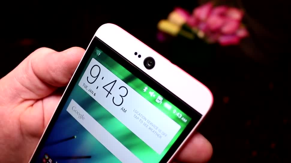 Smartphone, Htc, Kamera, Hands-On, Ces, Hands on, Lollipop, Android 5.0, Ces 2015, Selfie, Desire, Ultrapixel, HTC Desire Eye, HTC Desire 826