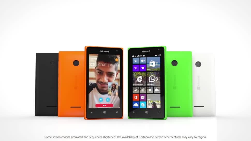 Microsoft, Smartphone, Windows Phone, Windows Phone 8, Lumia, Windows Phone 8.1, WP8, Microsoft Lumia 435, Lumia 435