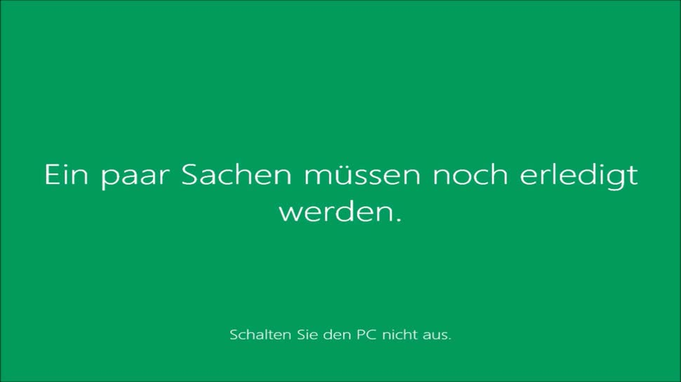 Windows 7 Update auf Windows 10 und zurück