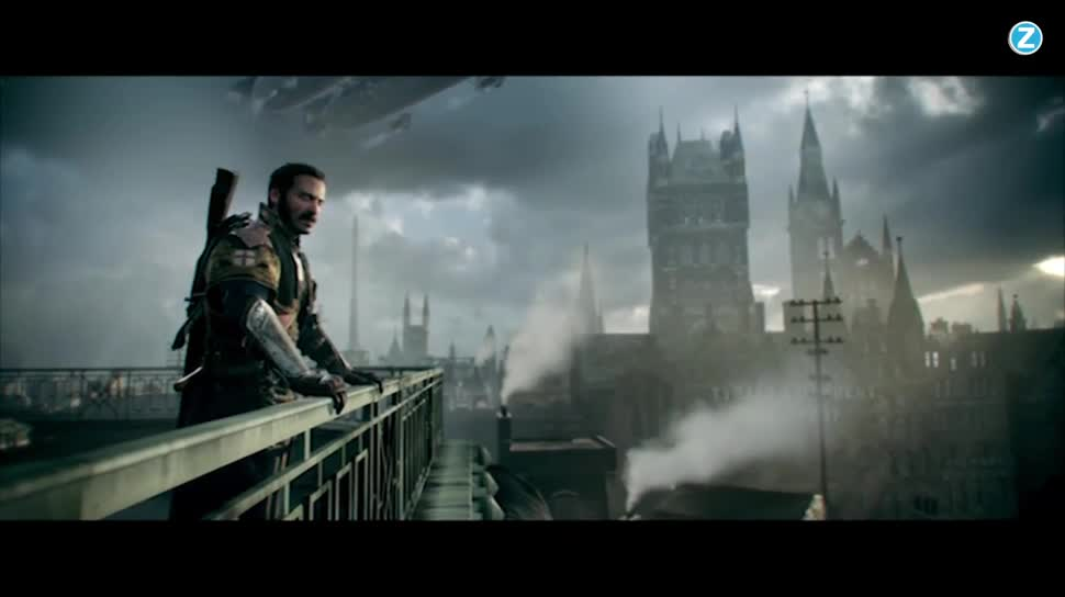 Sony, PlayStation 4, Sony PlayStation 4, The Order: 1886, The Order