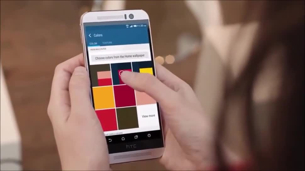 Smartphone, Android, Htc, Werbung, Leak, HTC One, Spot, HTC One M9, Ad