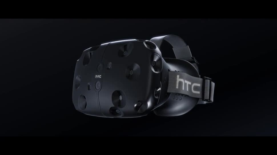 Htc, Valve, Virtual Reality, Mwc, MWC 2015, VR-Brille, HTC Vive, Vive
