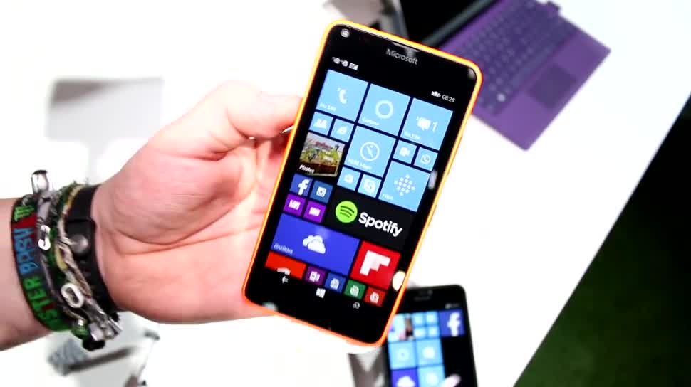 Microsoft, Smartphone, Windows Phone, Lumia, Mwc, Microsoft Lumia, MWC 2015, Mobile World Congress 2015, Lumia 640, Microsoft Lumia 640